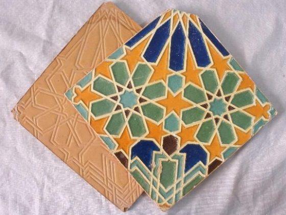 Mosaic de cartó pedra