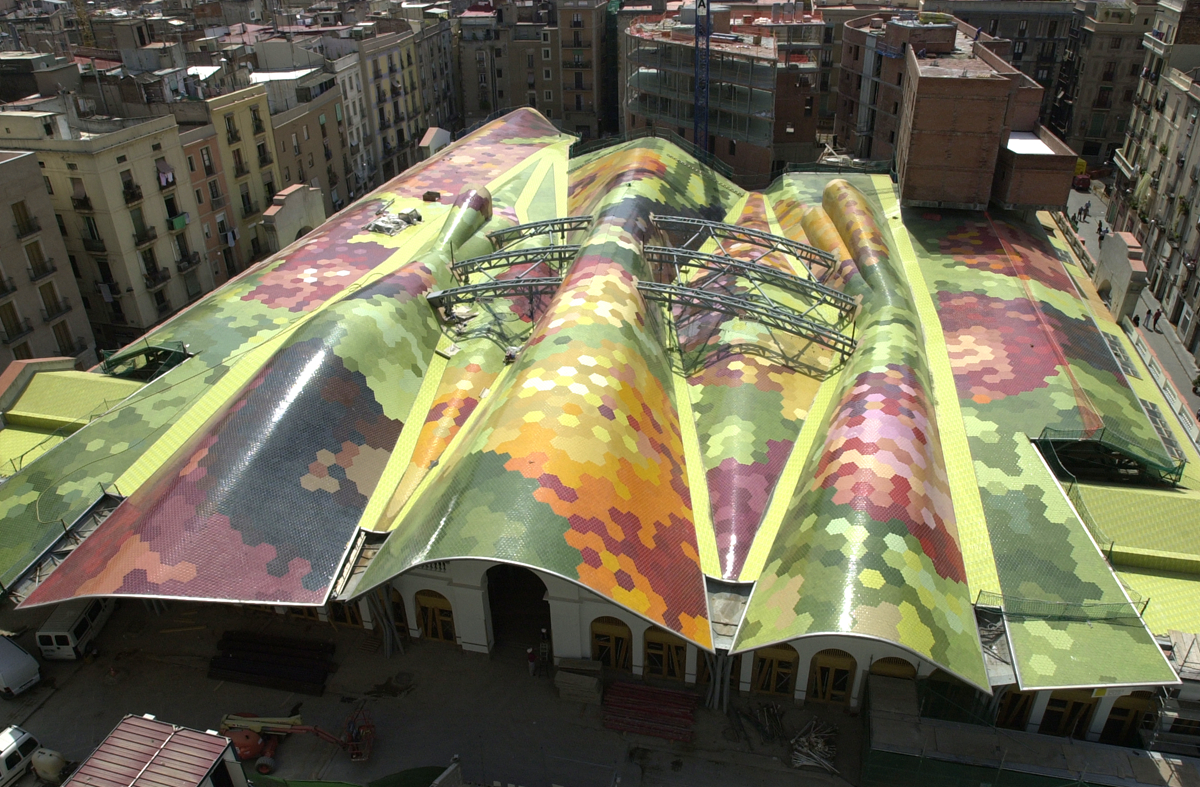 (Foto: © Gri, Josep – Urbanisme, Hàbitat Urbà. Ajuntament de Barcelona)