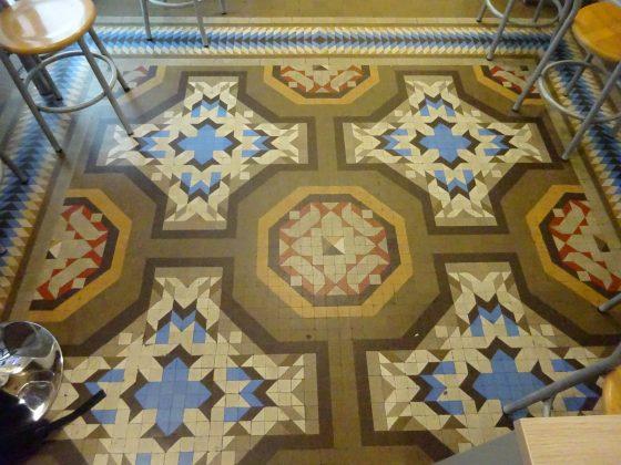 Consells per a mosaics de gres ceràmic