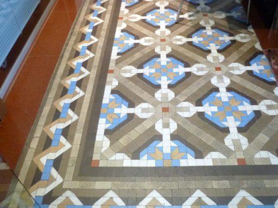 Mosaic de gres ceràmic