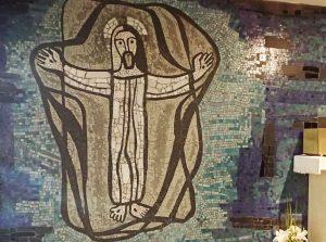 Mosaic d'Armand Olivé Milian i Fornells-Pla. Balmes 271 Barcelona