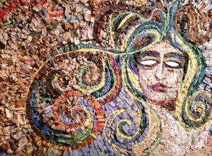 Angelo Gil Falcó mosaic