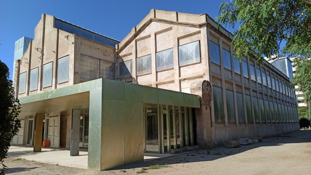 Fàbrica Oliva Artés. Autor: Encarna Cobo, Servei d'Arqueologia de Barcelona
