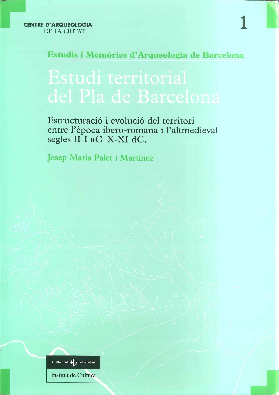 Estudi territorial del Pla de Barcelona