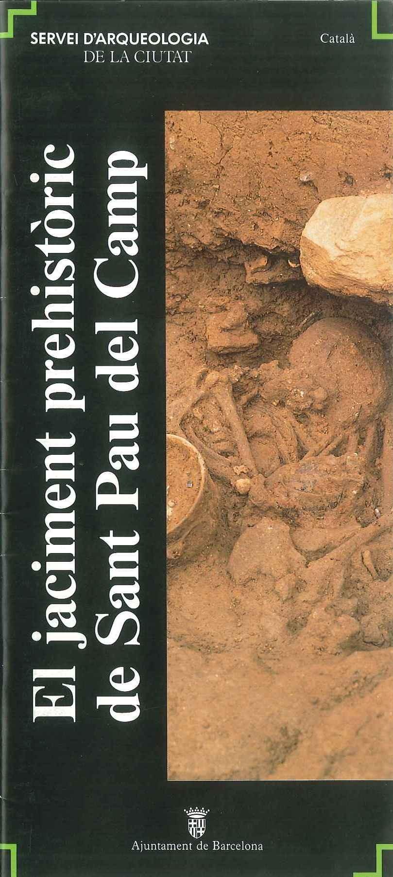 El jaciment prehistòric de Sant Pau del Camp