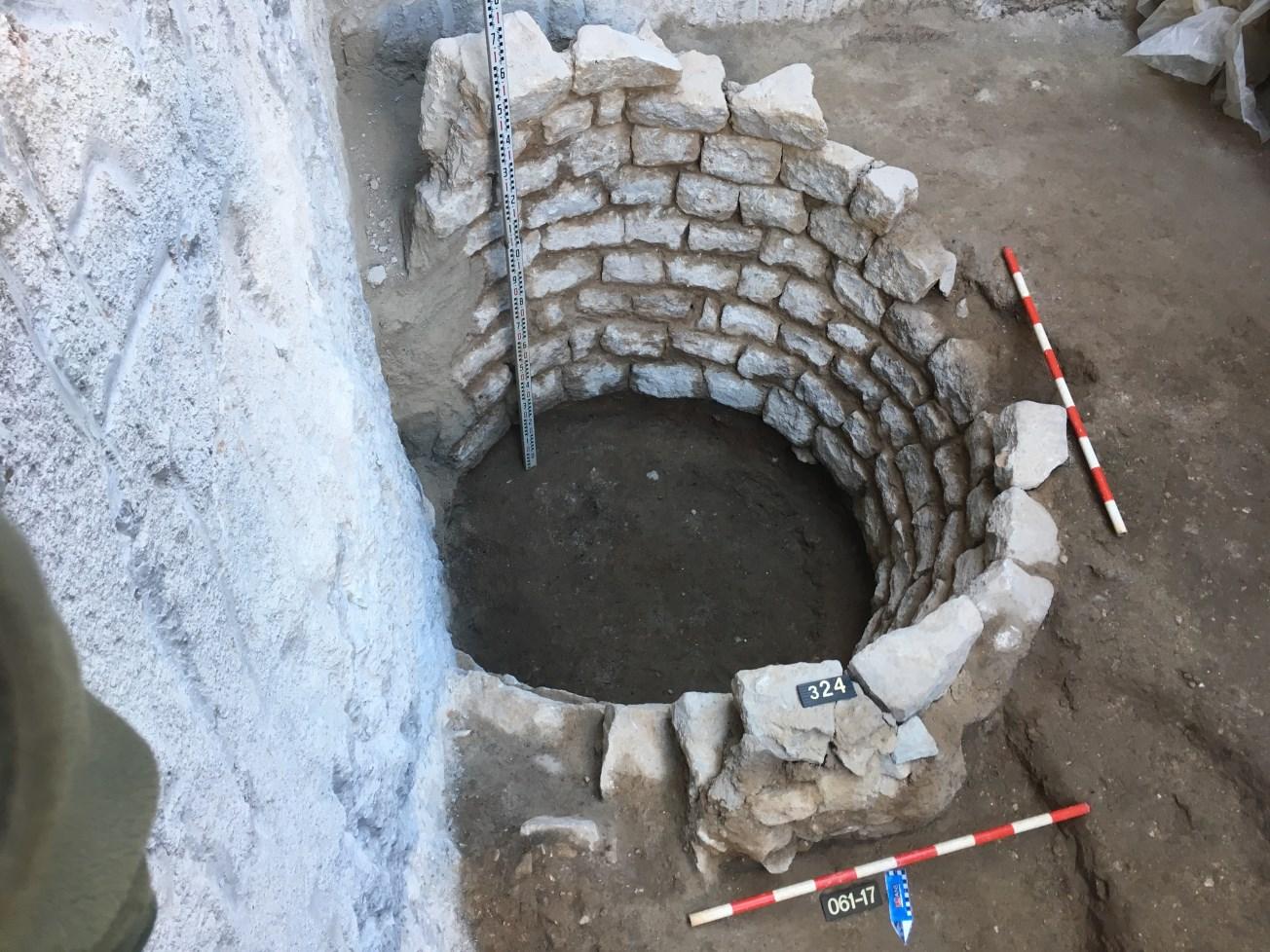 Sitja obrada datada en el segle XIII. Foto: Joan Piera