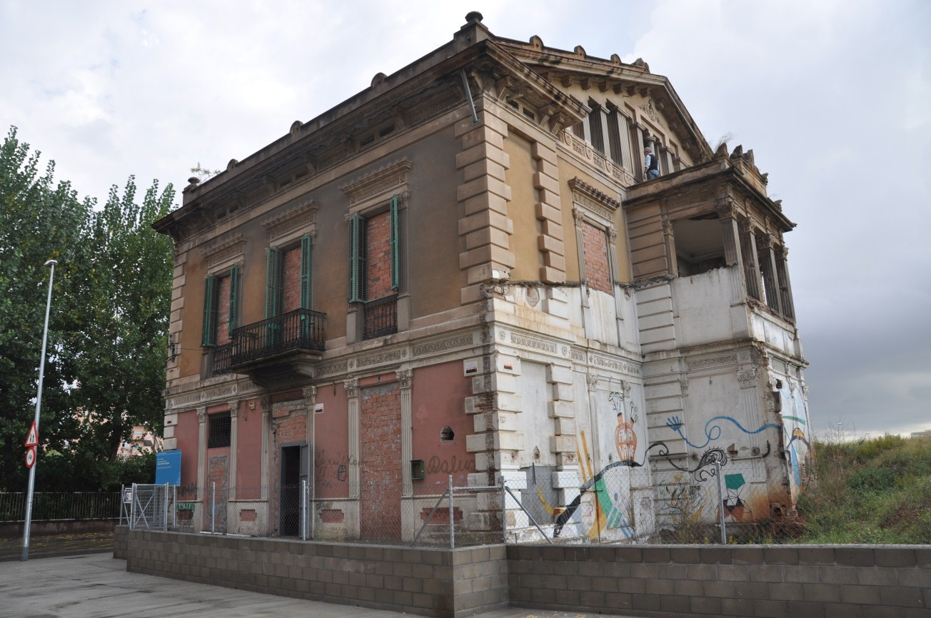 Edifici de la Torre de la Sagrera. Foto: SABCN
