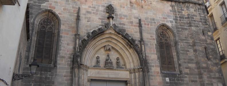 veure Pla Barcino : excavacions arqueològiques a la Basílica dels Sants Màrtirs Just i Pastor de Barcelona>