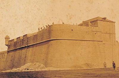 Muralles medieval i moderna