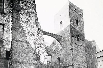Muralles romanes de Bàrcino