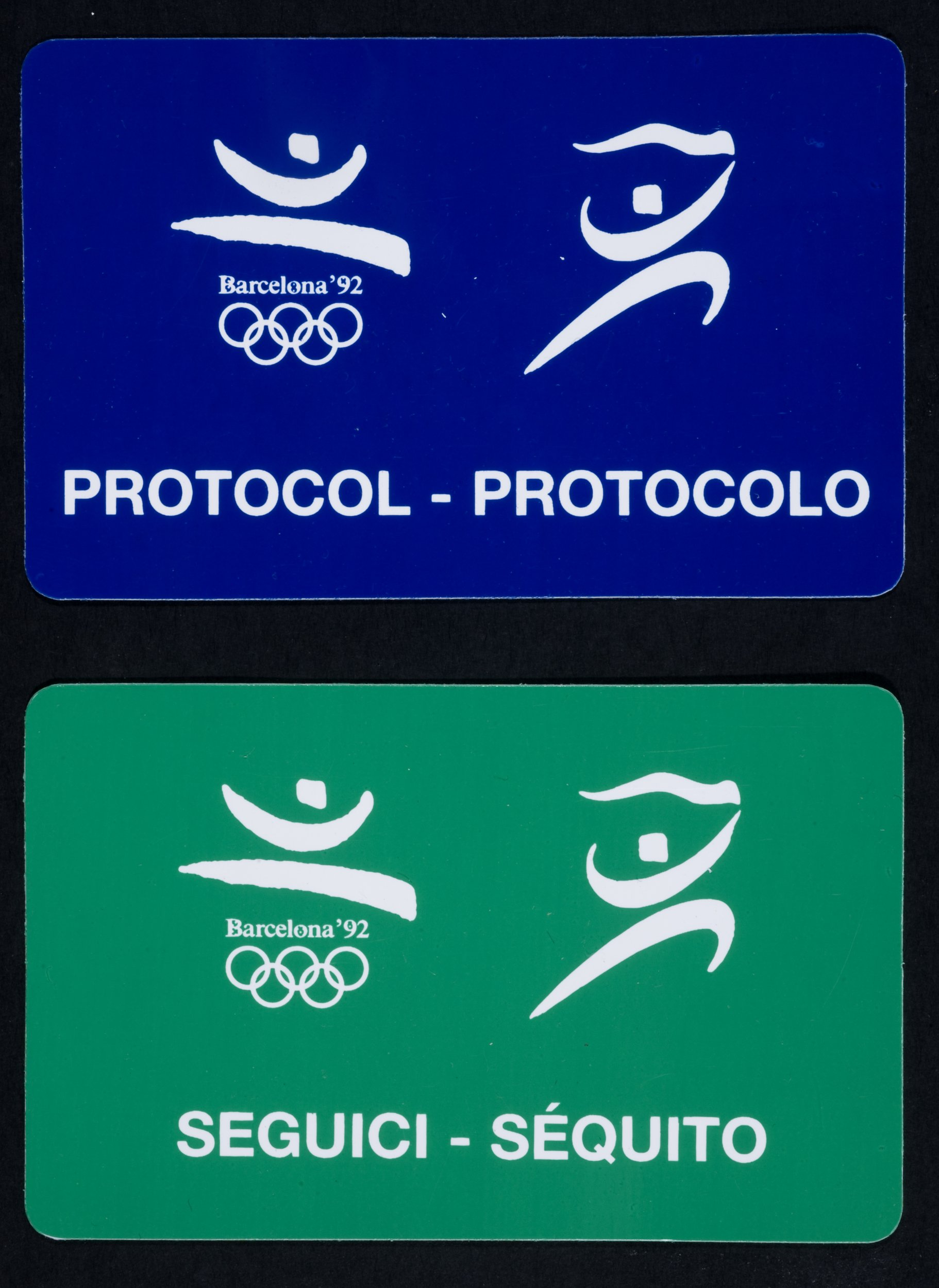 Comite Organizador Olimpico De Barcelona 92 1981 1993 Arxiu