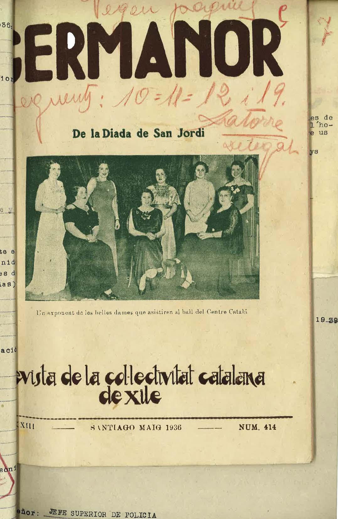 An Inculpatory Procedure Without Presumption Of Innocence Arxiu Municipal Contemporani Ajuntament De Barcelona