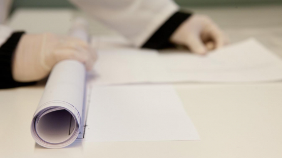 Personal preparant documents reproduïts