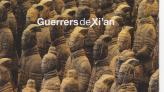 Cartell de l'exposició Guerres de Xi'an en el marc del Fòrum de les Cultures