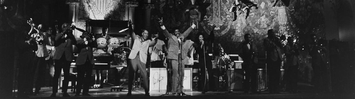 Es veu el music Duke Ellington al Palau de la Música,
