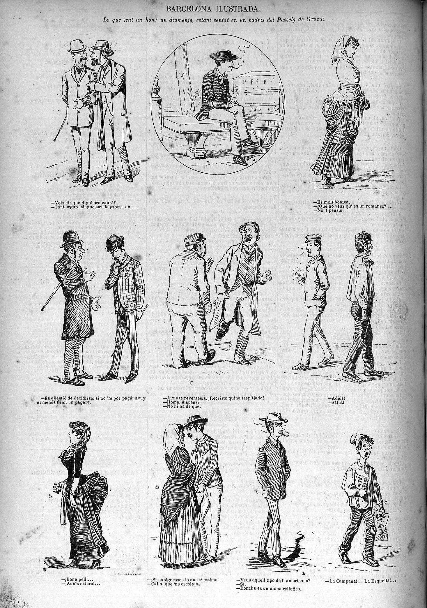 Esquella de la Torratxa, L'. Núm. 327, 18 abril 1885, pàgina 4.