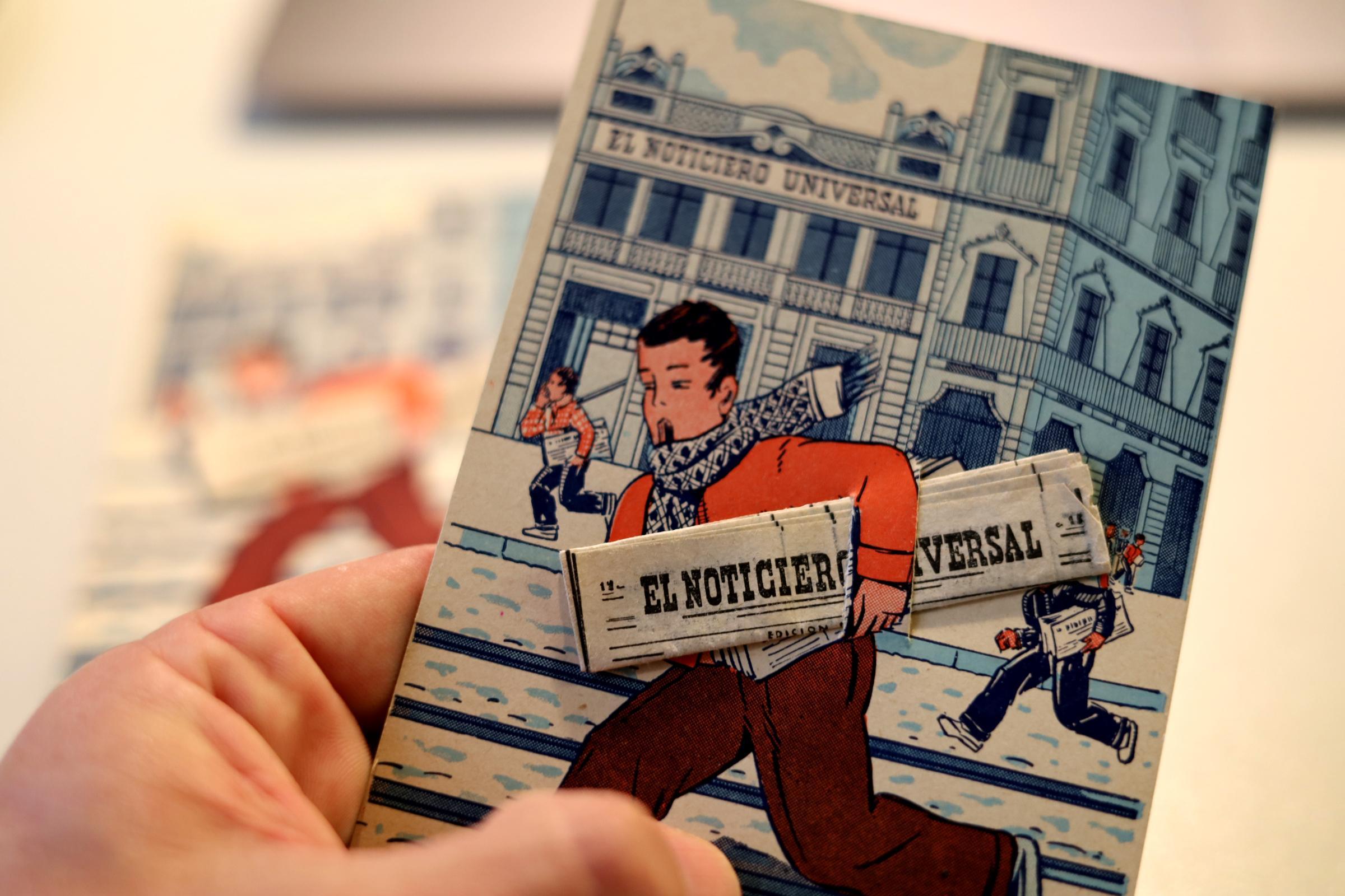 """Imatge de  El Noticiero Universal, """"Complemento ilustrado"""", 28-3-1930"""