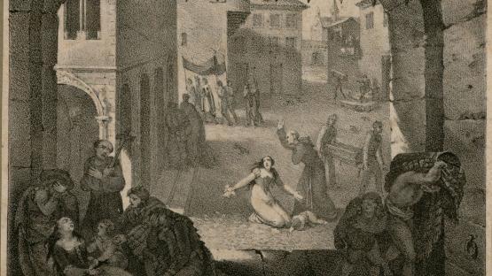 La febre groga de 1821, en tres imatges