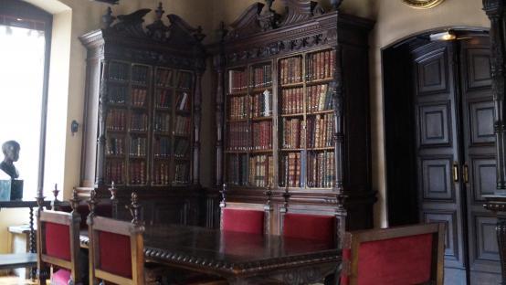 Fotografia de la Sala Massana de l'Arxiu Històric de la Ciutat de Barcelona