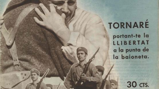 Revista Companya: setmanari de la dona. Revista quinzenal de la Unió de Dones de Catalunya. Barcelona : Societat general de publicacions, 1937-1938.  AHCB. Hemeroteca. R 1937 FOL