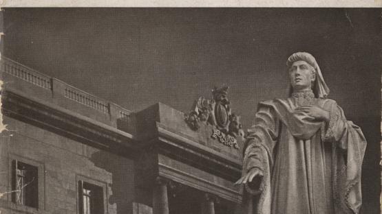 La revolució en els Ajuntaments, col•lecció  del Comissariat  titulada «Antedecents i documents», original de Rafael Tasis i Marca. Barcelona : Impr. Clarasó, 1937.   AHCB. Biblioteca. Col 12º 319 (3)