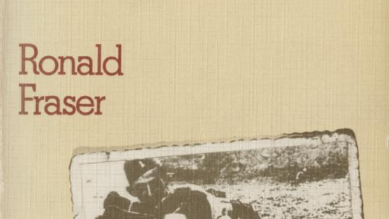 Recuérdalo tú y recuérdalo a otros : Historia oral de la guerra civil espanyola, de Ronald Fraser. Barcelona : Crítica, 1979. L'historiador es va proposar recollir amb aquesta nova història de la guerra,  l'aspecte subjectiu. La col•lecció  d'entrevistes està dipositada a l'AHCB.      AHCB. Biblioteca. B 1979 8º 18 (1)   B 1979 8º 18 (2)