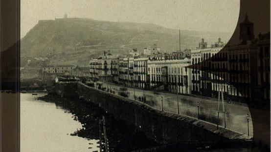 Portada de la publicación Joan Marti, fotògraf. Belleses del XIX