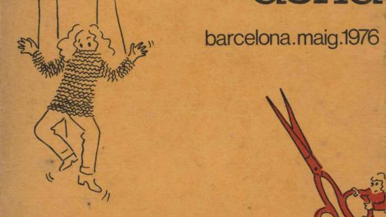 Jornades Catalanes de la Dona. Barcelona : Documentación y Publicaciones Generales, 1977. Comissió Catalana d'Organitzacions No Governamentals, Secretariat de les Jornades.   AHCB. Biblioteca. 12º 2381