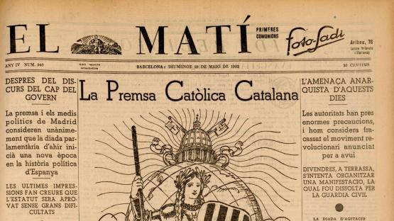 Matí, El. Núm. 940, 29 maig 1932.