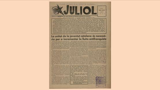 Juliol, Núm. 3, juny de 1946