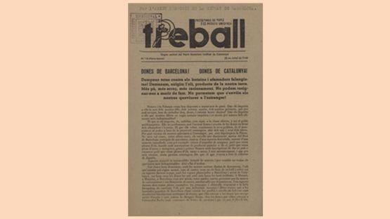 Treball, portada, 20de juliol de 1946