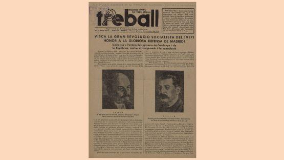 Treball, núm. 21, novembre de 1946