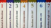 Mostra de set números publicats de la col·lecció Barcelona Biblioteca Històrica
