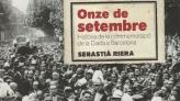 Detall de la portada. Onze de setembre. Història de la commemoració de la Diada a Barcelona