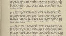 Expedient de les obres de reparació dels danys ocasionats per la guerra civil al mercat de Sant Antoni l'any 1939. AMCB. Fons Ajuntament de Barcelona: Q118 Gestió Urbanística, exp. 94.