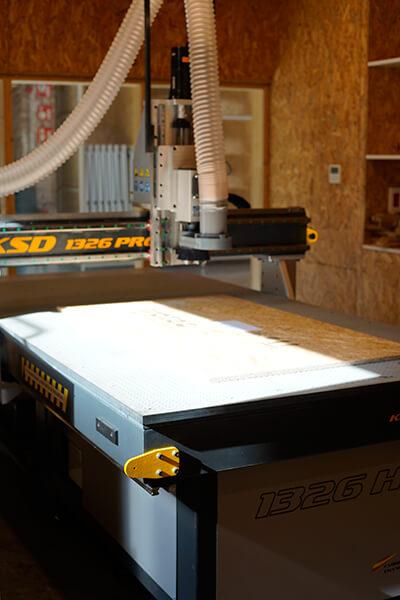 Fresadora CNC Gran Format KSD Motion1326 3K serie PRO