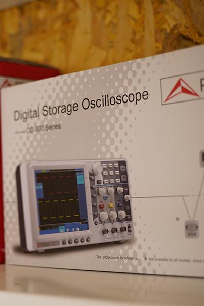 Oscil·loscopi Promax OD-610