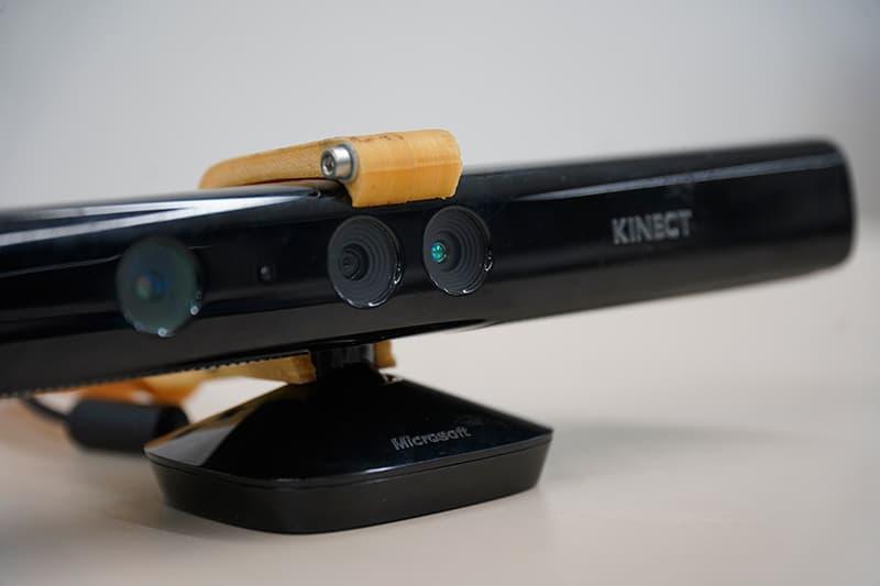 Escaner 3D Kinect Xbox