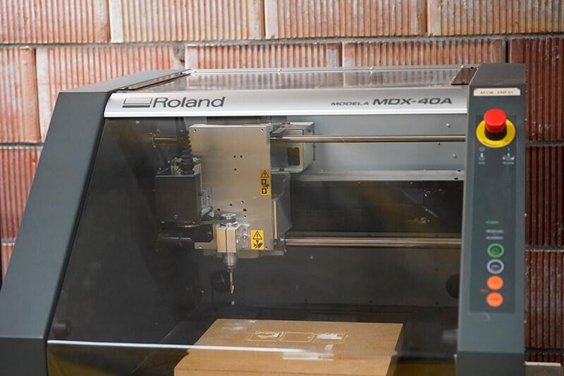 Fresadora CNC Roland MDX-40ª