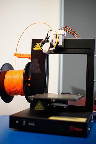 Impressora 3DUP+2