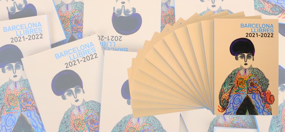 imatge del catàleg Barcelona Llibres 2021-2022