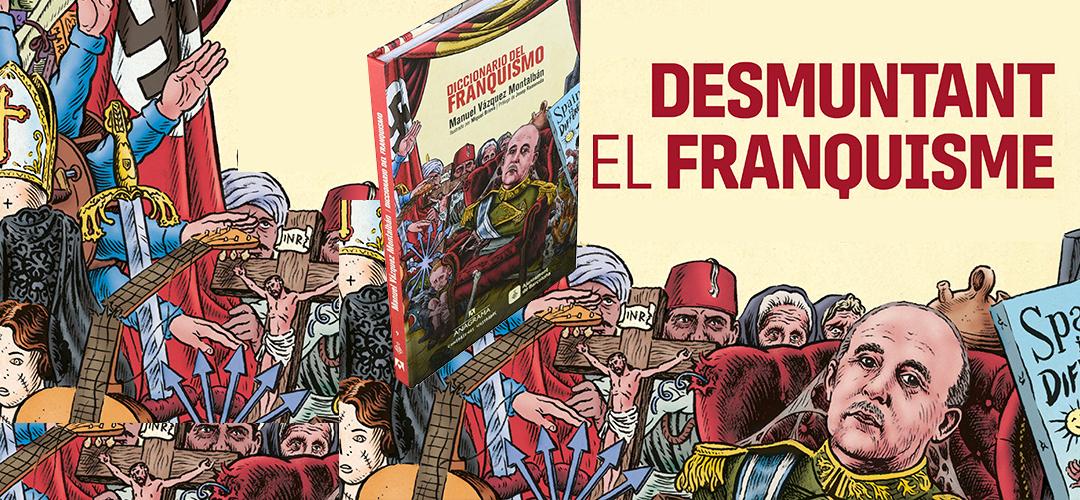 Imatge del programa 'Desmuntant el franquisme' de Biblioteques i centres cívics
