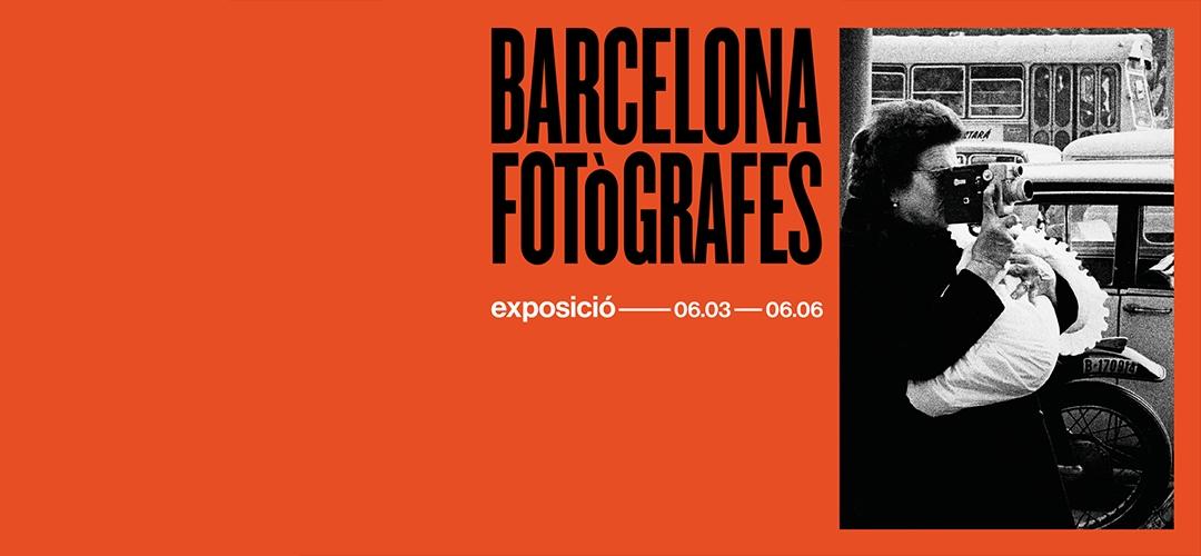 Imatge de l'exposició Barcelona Fotògrafes