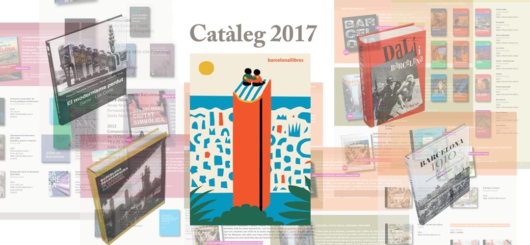 Imatge del catàleg de Barcelona Llibres de l'any 2017