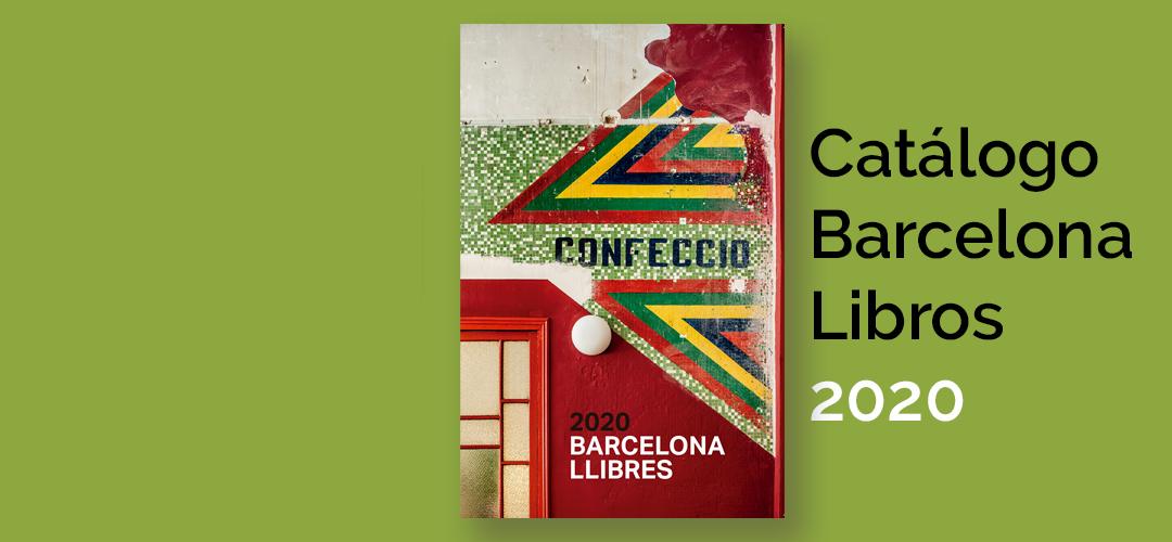 Imagen del Catálogo Barcelona Libros 2020