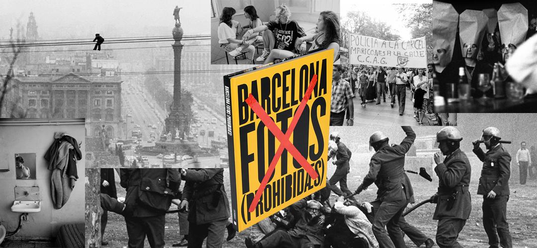 Imatges del llibre 'Barcelona. Fotos prohibides'