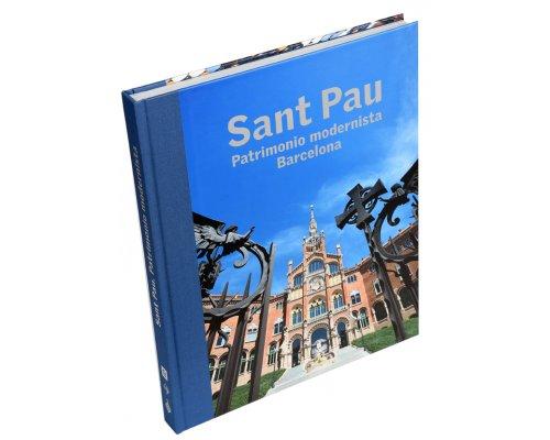 Sant Pau. Patrimonio modernista. Barcelona