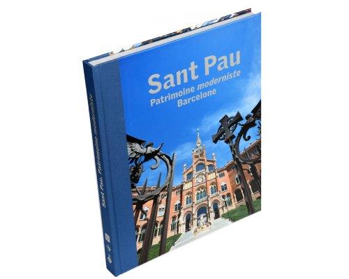 Sant Pau. Patrimoine moderniste. Barcelona