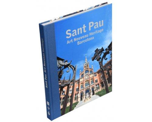 Sant Pau. Art Nouveau Heritage. Barcelona