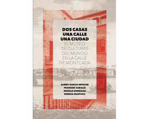 Llibre Dos casas, una calle una ciudad